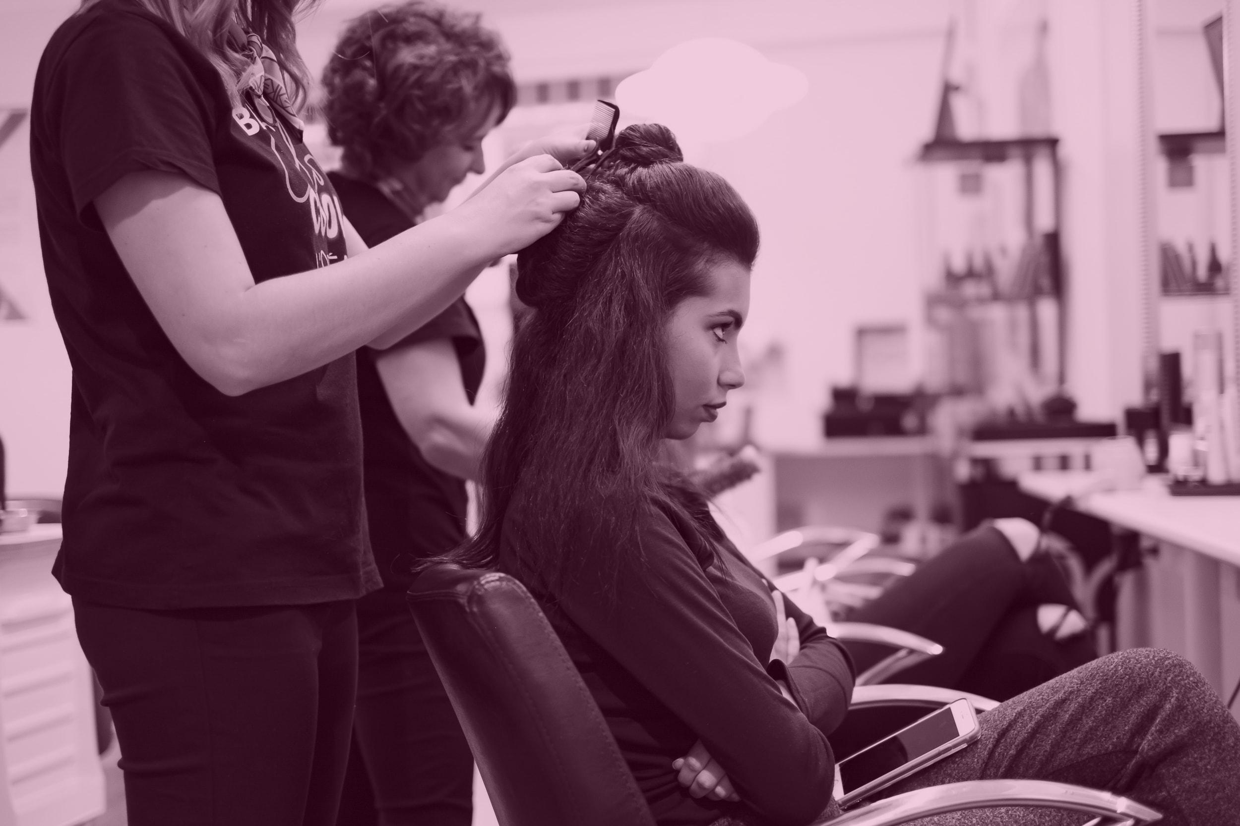 servicio peluquería, peluquería Margot