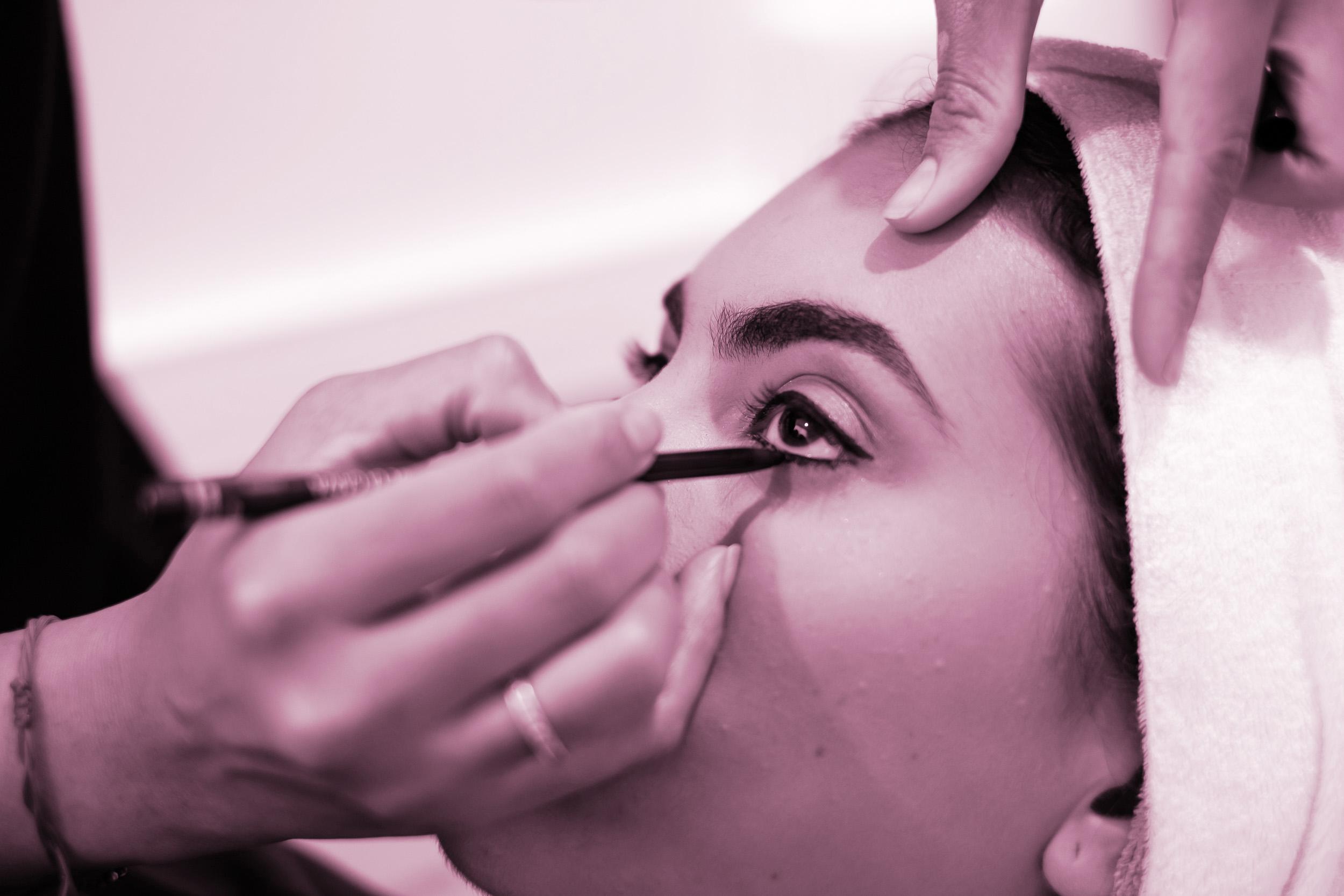 slide maquillaje peluquería margot