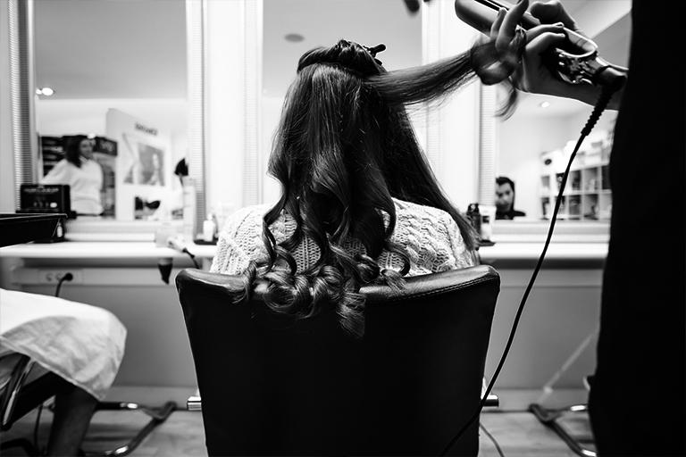 peluquería, servicios peluquería margot