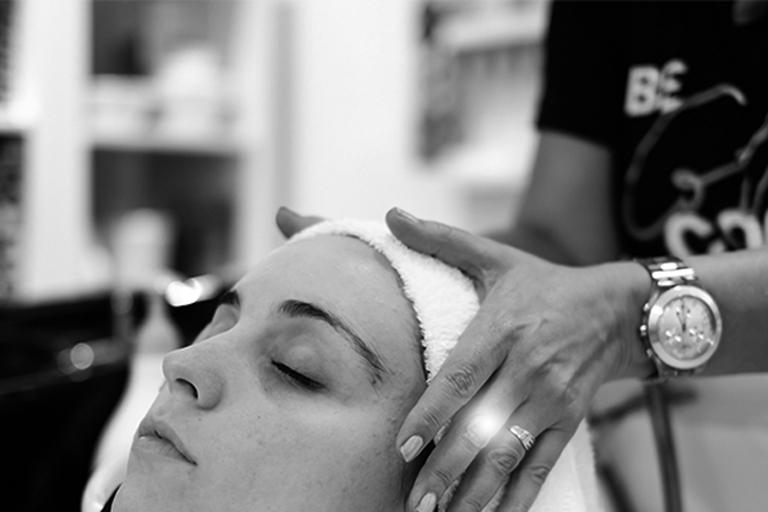 rituales capilares, servicios peluquería margot